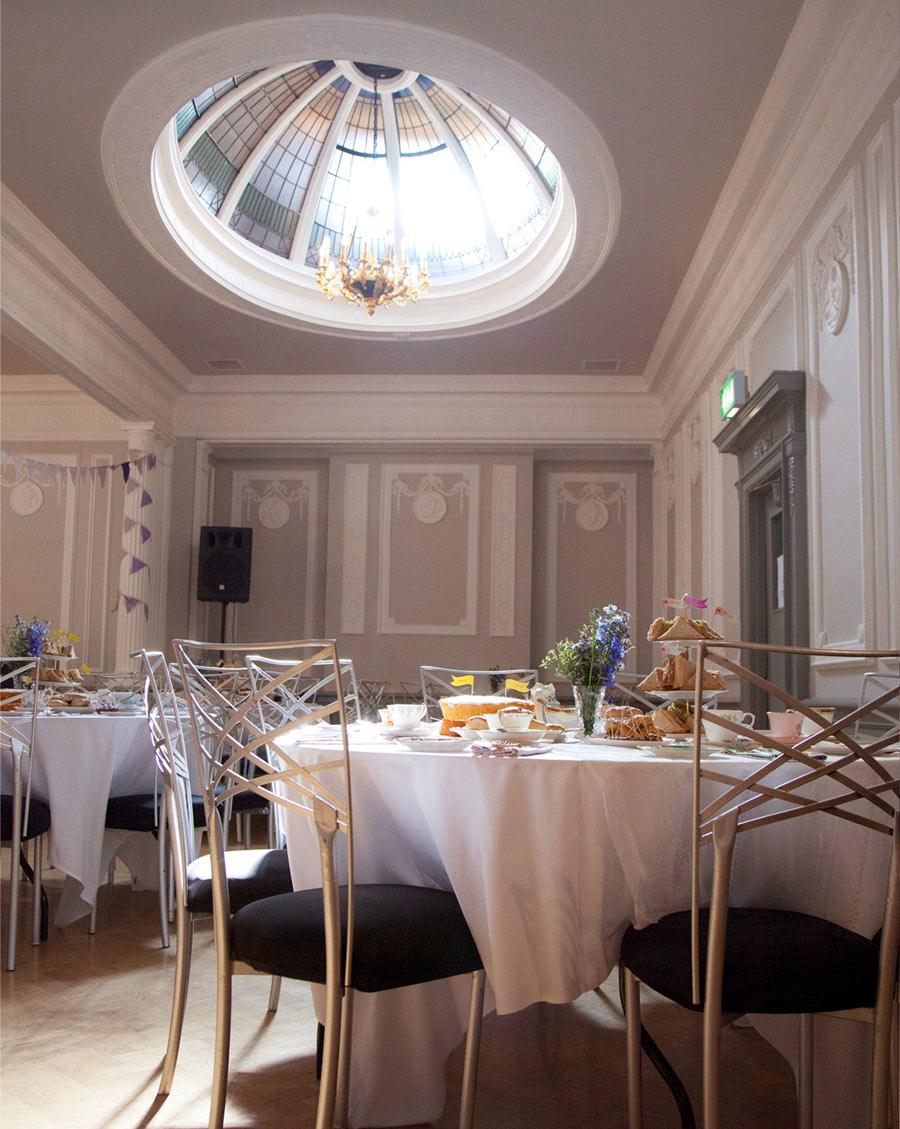 historic private hire venue Derby