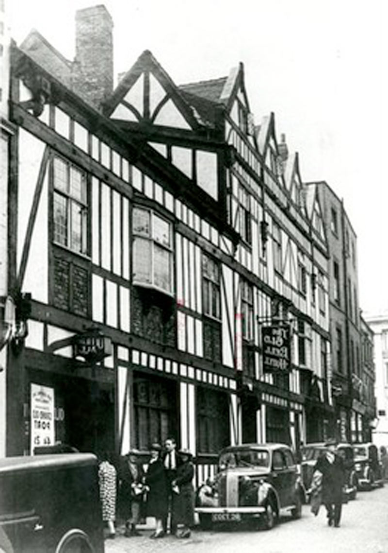 Coaching Inn History of Derby