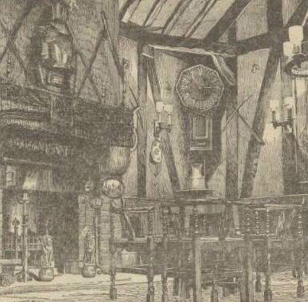 Tudor bar history of Derby