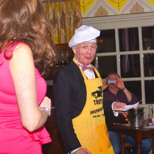 only fools dining experience derby