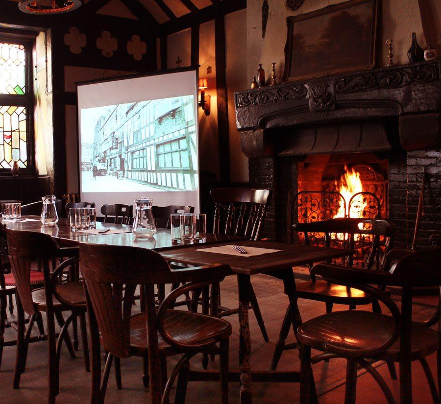 atmospheric meeting rooms in Derby