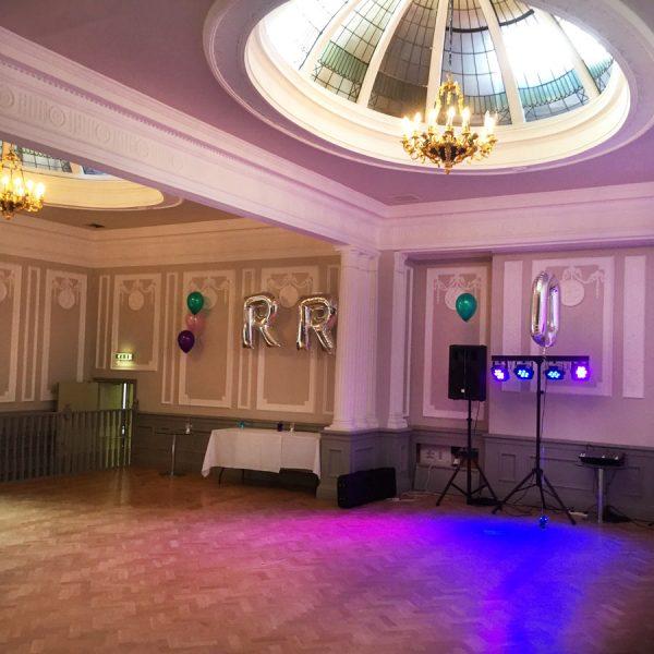 Disco private party venue Derby