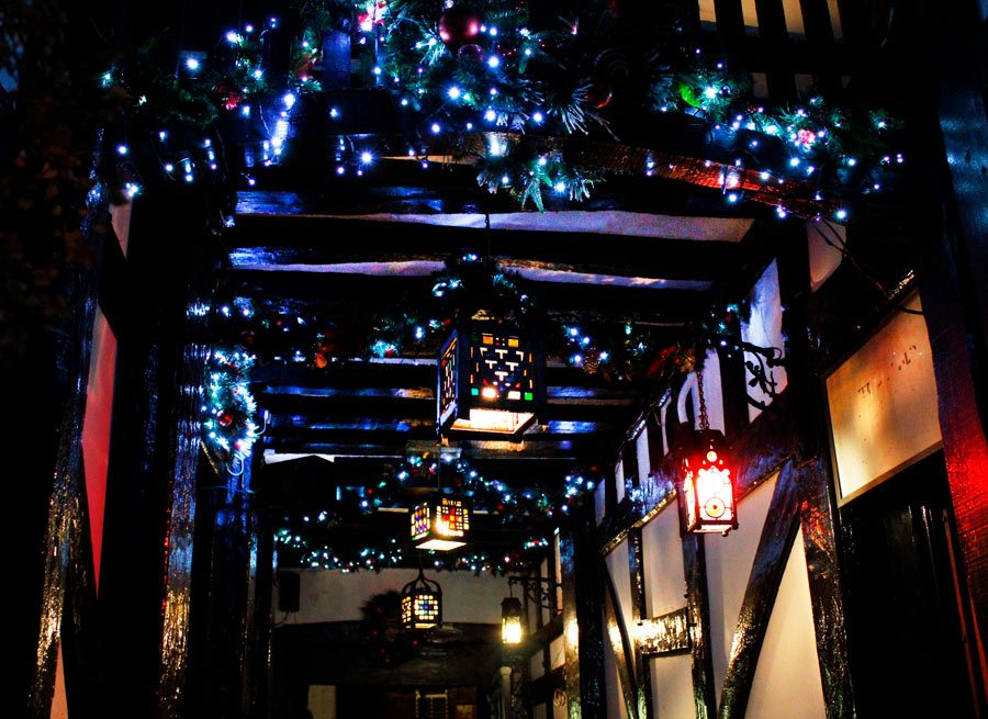 Christmas at The Old Bell Derby
