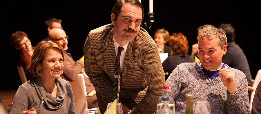 Faulty Towers in Derby