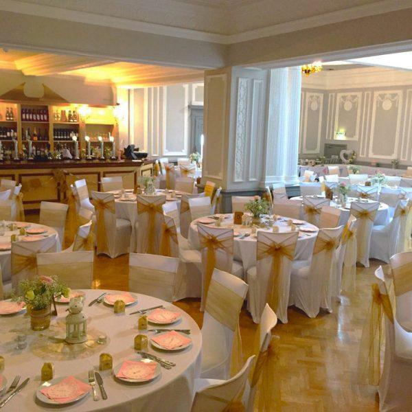 The Old Bell Grand Regency Ballroom