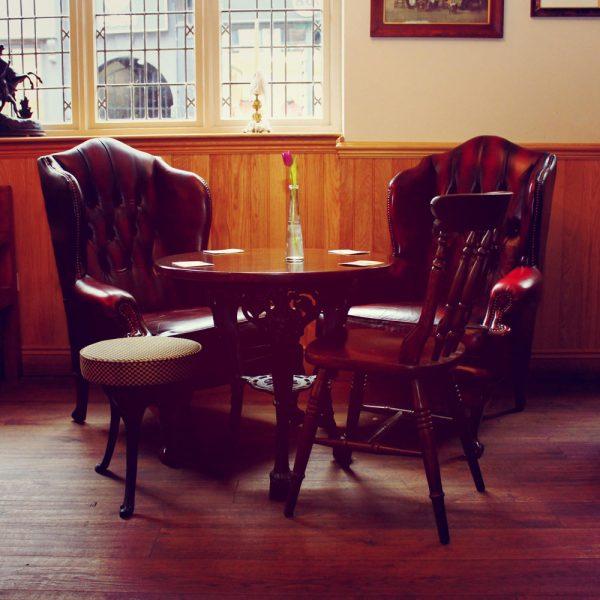 The Tavern Bar seating