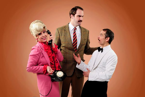 Faulty towers events in Derby