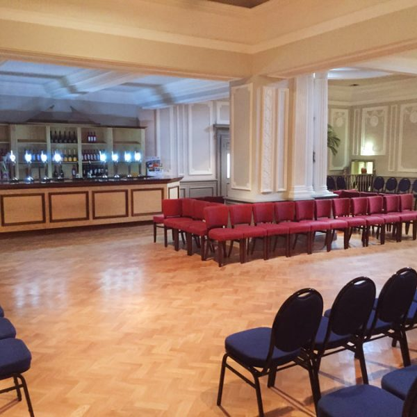large conferencing facilities in Derby
