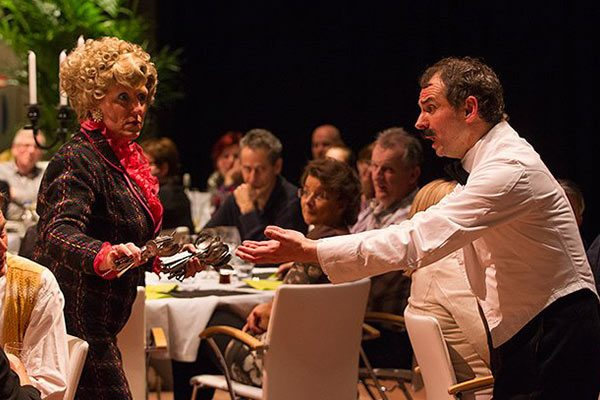 Faulty Towers at The Old Bell