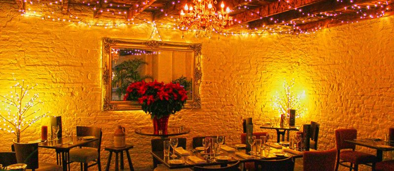 festive function rooms in Derby