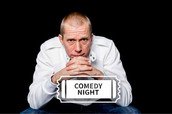 comedy night event in Derby