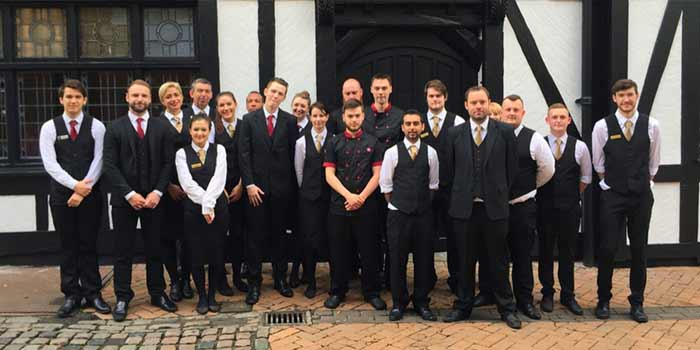Meet the team at The Old Bell Hotel