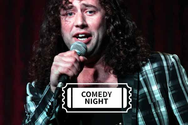 November Comedy Night Event Derby