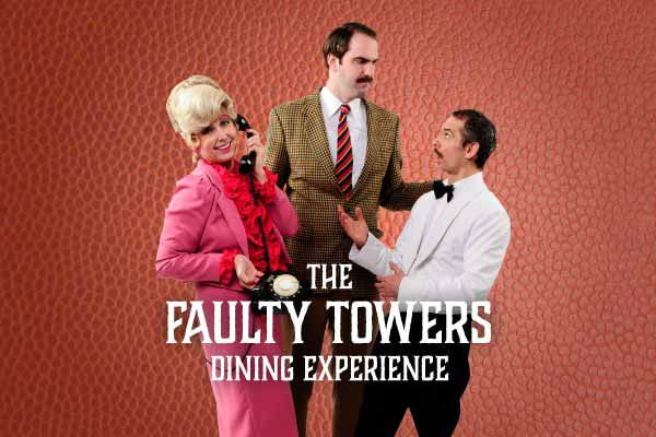 Faulty Towers dining experience Derby