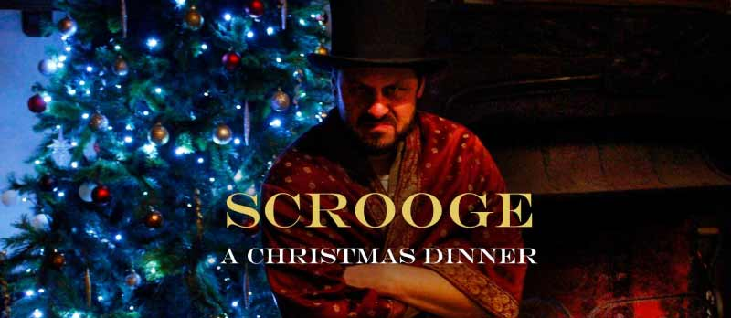 Scrooge dining experience