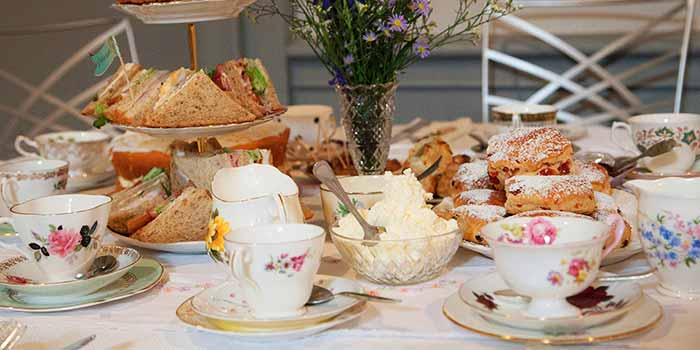 Funeral wakes Afternoon Tea