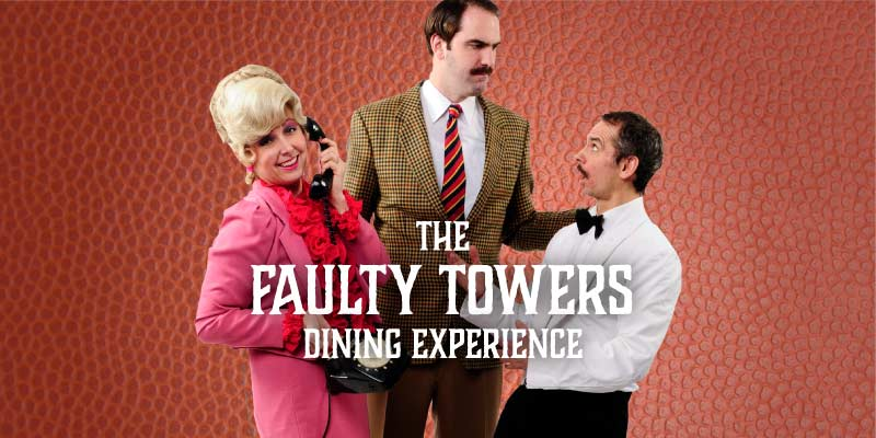 Faulty Towers Christmas Event