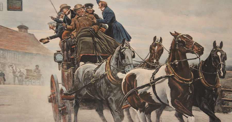 Stagecoach Passengers
